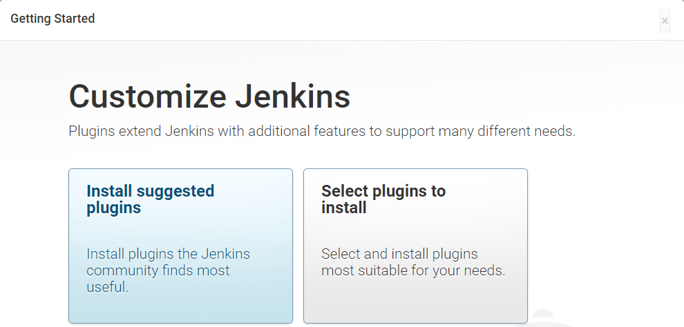 Customize Jenkins